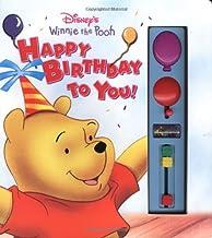 Disney's: Winnie the Pooh: Happy Birthday to You!