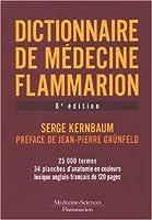 Dictionnaire de medecine flammarion