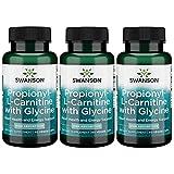Swanson Propionyl L-Carnitine with Glycine - Gplc 60...
