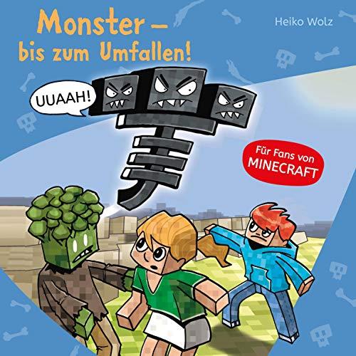Monster - bis zum Umfallen! Titelbild