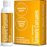 2by4 Turmeric Curcumin Supplement 250 mg, High Absorption Liposomal Anti Inflammatory Liquid Vitamin for Inflammation Relief and Joint Support, Non-GMO, 30 Servings, 6 fl oz