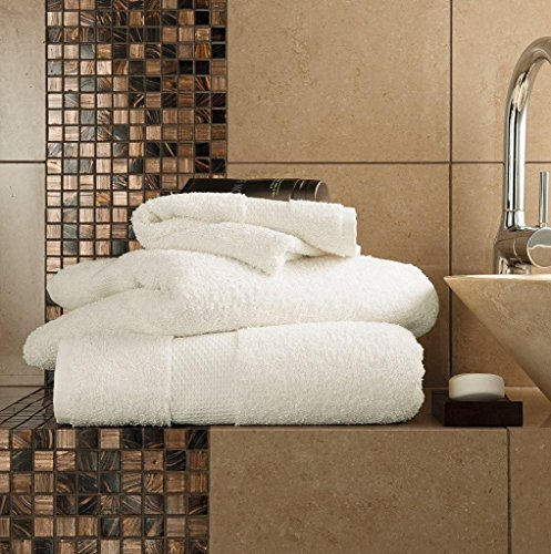 Gaveno Cavailia - Toalla de baño (algodón Egipcio, Absorbente, 700 g/m², 2 Unidades, 100 x 180...