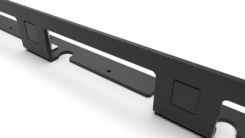 Intel NUC Rack Mount 19 inch kit 1U for Intel NUC MiniPC, for 1-3 NUC's