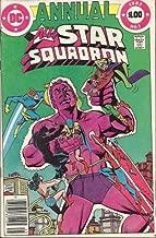 ALL-STAR SQUADRON ANNUAL 1982, Vol.1, No.1