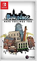 Buildings Have Feelings Too! (Nintendo Switch) (輸入版)