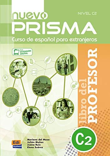 Nuevo Prisma C2 - Profesor + C: Libro del profesor