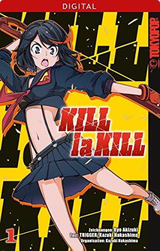 Kill la Kill 01 (German Edition)