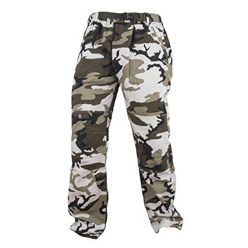 Urgent Top Neuheit! Armee Hose Camouflage Arbeitskleidung Arbeitshose URG-G Militärhosen (58 EU, URG-CAMO Grau)
