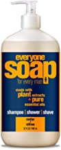 Everyone 3-in-1 Soap for Man, Cedar and Citrus, 32 Ounce