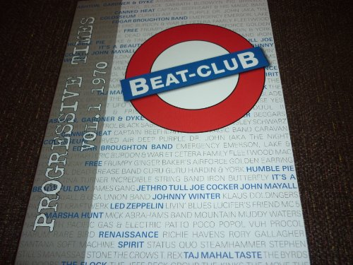 BEAT CLUB 1. 70.MAYALL.COLOSSEUM.CANNED HEAT.FLOCK.WINTER.TASTE.IT'S BEAUTIFUL DAY.EDGAR BROUGHTON BAND.RENAISSANCE.