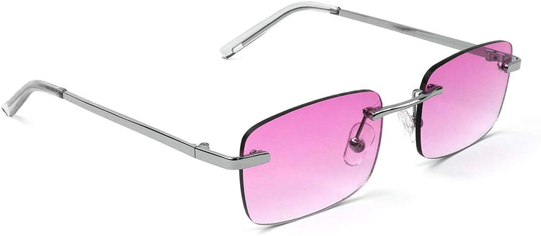 Kyle Walker signature sunglasses metal square frame