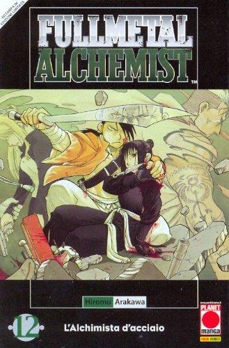 Fullmetal Alchemist N. 12 - Ristampa