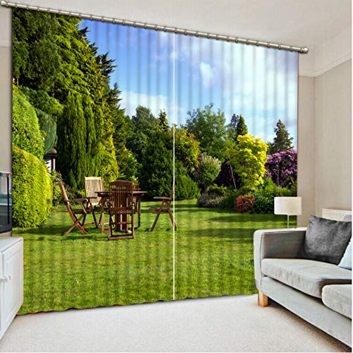 cortinas blancas modernas