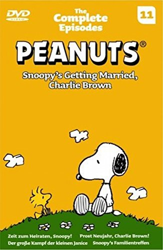 Die Peanuts Vol. 11 - Snoopy's Getting Married, Charlie Brown