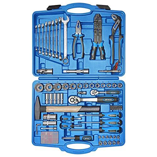 SW-Stahl Werkzeugkoffer, 120-teilig