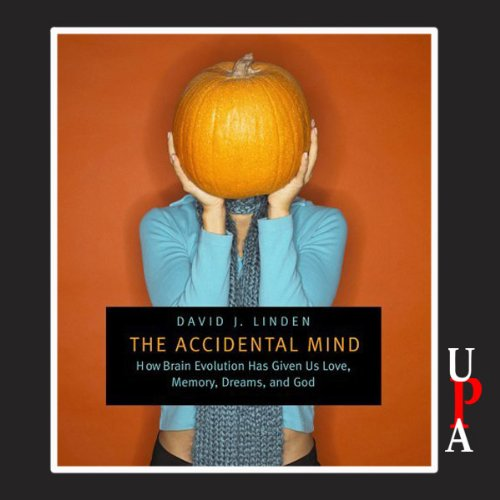 The Accidental Mind audiobook cover art