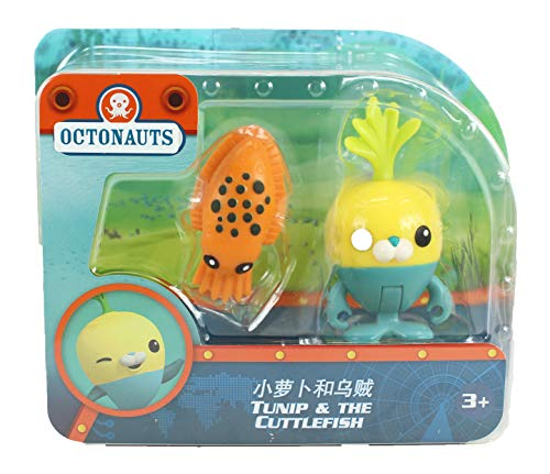 Fisher-Price Octonauts Tunip & the Cuttlefish