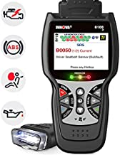 INNOVA 6100P SRS ABS OBD2 Scanner Car Code Reader Diagnostic Tool with Battery Alternator Test Service Light Reset Car Health Monitor