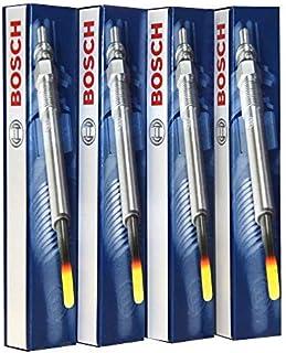 Juego de 4 Bujías Incandescentes Bosch, 0250212009