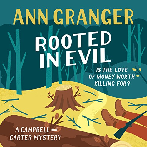 Rooted in Evil cover art