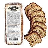 Pan proteínico con cereales Line@diet | alto en proteínas, bajo en carbohidratos, bajo en...