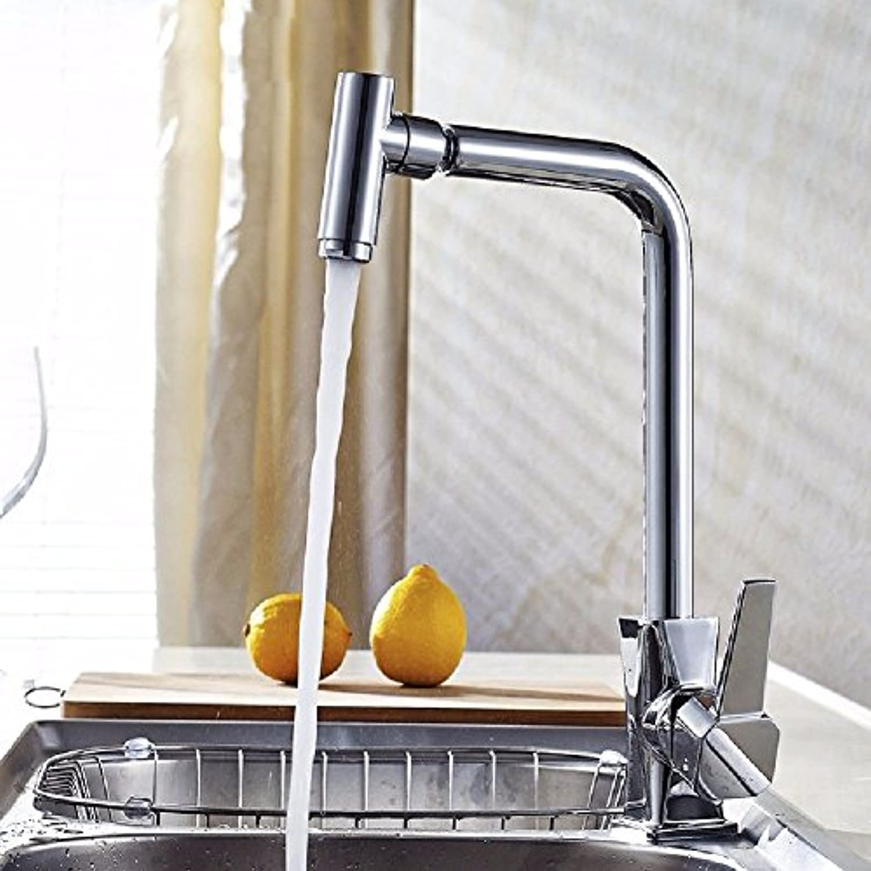 ETERNAL QUALITY Badezimmer Waschbecken Wasserhahn Messing Hahn Waschraum Mischer Mischbatterie Tippen Sie auf warme und kalte Küche Wasserhahn Schüssel Waschbecken dual-messing Ventilkrper Waschbecken Wasserhahn Küchenspüle Armaturen