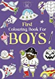 First Colouring Book For Boys (Buster Books) by Emily Golden Twomey (Illustrator) ?€? Visit Amazon's Emily Golden Twomey Page search results for this author Emily Golden Twomey (Illustrator) (11-Apr-2013) Paperback