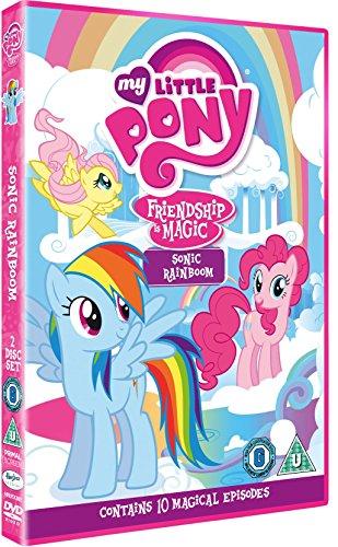 My Little Pony: Friendship is Magic - Sonic Rainboom
