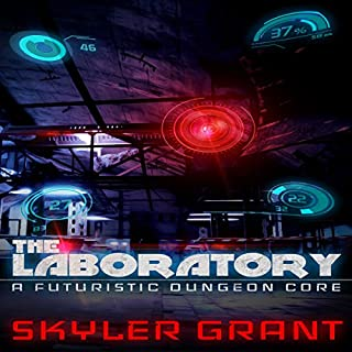 The Laboratory audiobook cover art