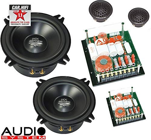 Audio System HX 130 Dust EVO 2 HX-Series DUST 13 cm 2-Wege HIGH END Compo System