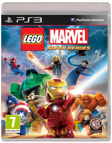 LEGO Marvel Super Heroes (Playstation 3) [UK IMPORT]