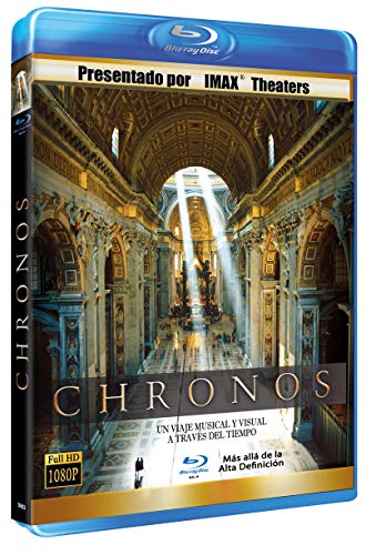 Chronos [Blu-ray] [Spanien Import]