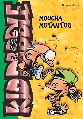 Kid Paddle 10 - Moucha Mutantus