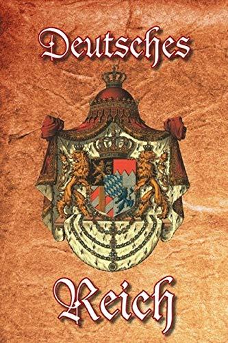 Blaszana tabliczka Rzeszy herb z bawarskim herbem pergaminu tabliczka metalowa tin Sign Deko