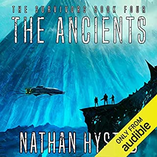 Page de couverture de The Ancients