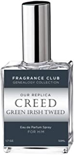 Replica of Creed Green Irish Tweed, On Sale Now for $24.95 for a 1.7 oz. Cologne Spray, Try it Today, Made in the USA