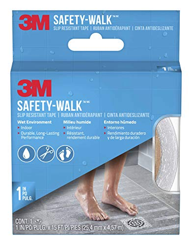 3M Safety 7640 Safety-Walk Tub and Shower Tread Tape