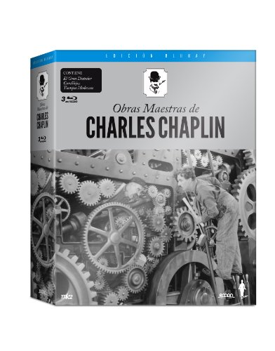Chaplin Obras Maestras [Blu-ray]