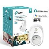 TP-Link HS110(FR) Prise connectée WiFi avec mesure de consommation, Charge maximale...