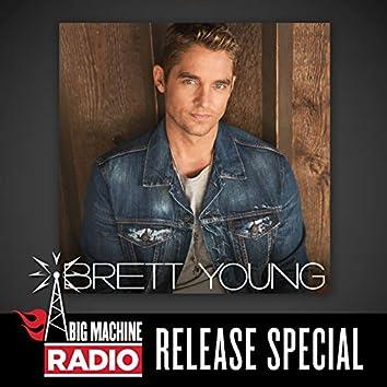 Brett Young (Big Machine Radio Release Special)