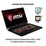HIDevolution MSI GS75 8SF Stealth