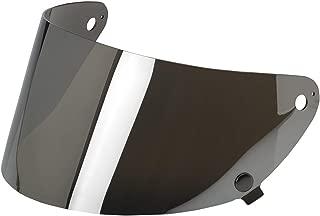 Biltwell Gringo S Flat Shield Anti Fog - Chrome Mirror