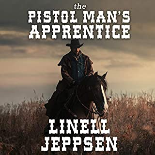 The Pistol Man's Apprentice audiobook cover art