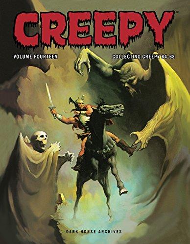 Creepy Archives vol. 14 (English Edition)