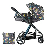 Cosatto Woop Pushchair, Suitable from Birth to 15...