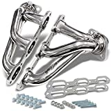 BFC-BuildFastCar 11-1001 Stainless Steel Exhaust Shorty Header Manifold Set For Chrysler 05-10 300/Dodge 09-10...