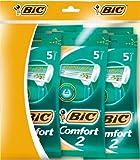 Bic Comfort 25 Rasoirs 2 Lames