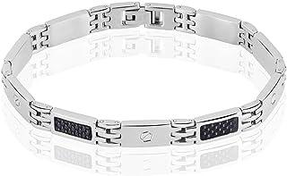Bracelet Homme Acier - Bijoux Homme Idée Cadeau