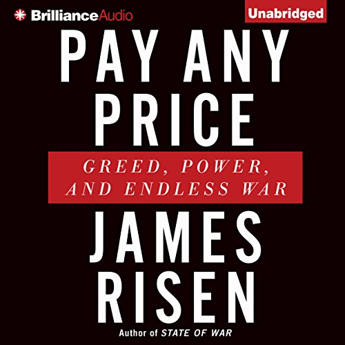 Pay Any Price audiobook cover art