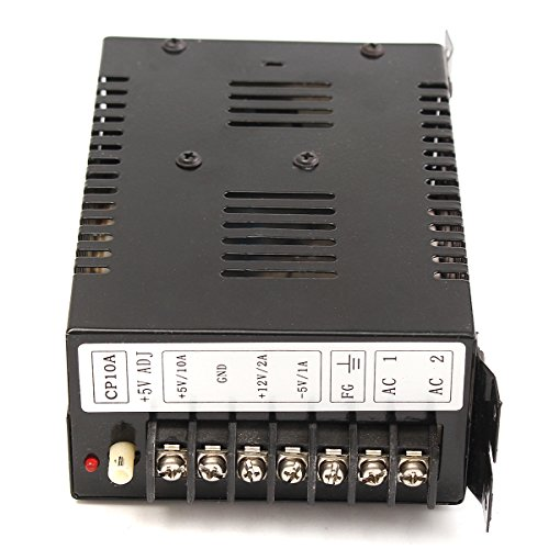 GOZAR Fuente De Alimentación Conmutada 110V 220V para Jamma Multicade Arcade 8 Liner Y Juegos